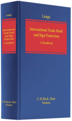 International Trade Mark and Signs Protection | Lange, 2010 | Buch (Cover)