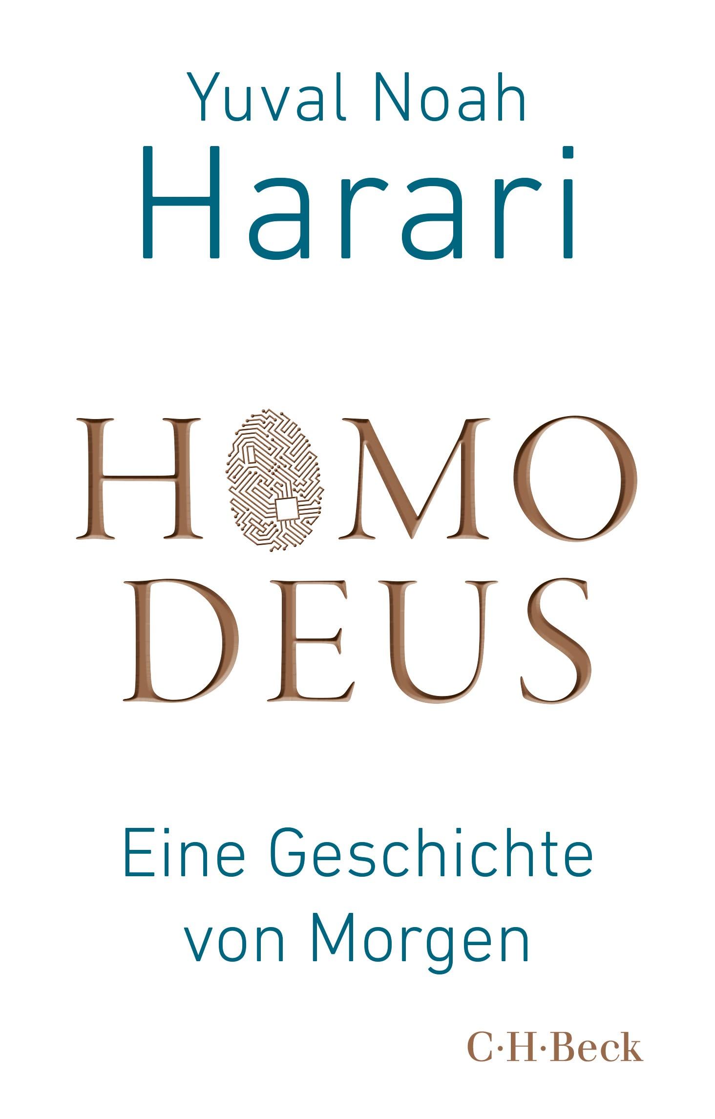Homo Deus | Harari, Yuval Noah | 3. Auflage, 2018 | Buch (Cover)