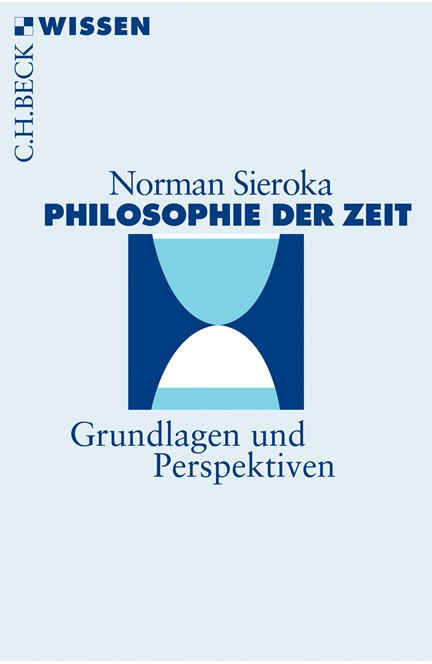 Cover: Norman Sieroka, Philosophie der Zeit