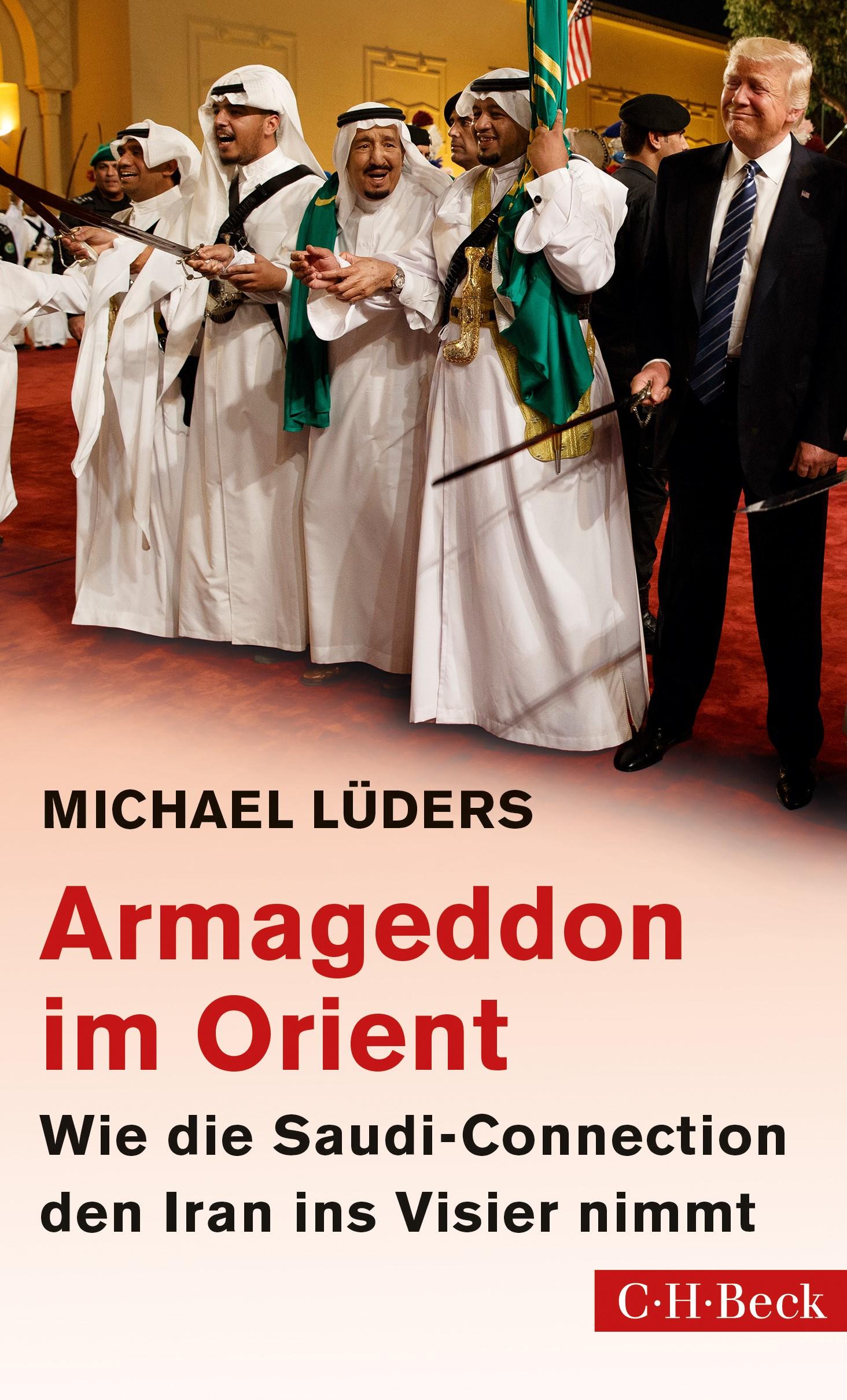 Armageddon im Orient | Lüders, Michael, 2018 | Buch (Cover)