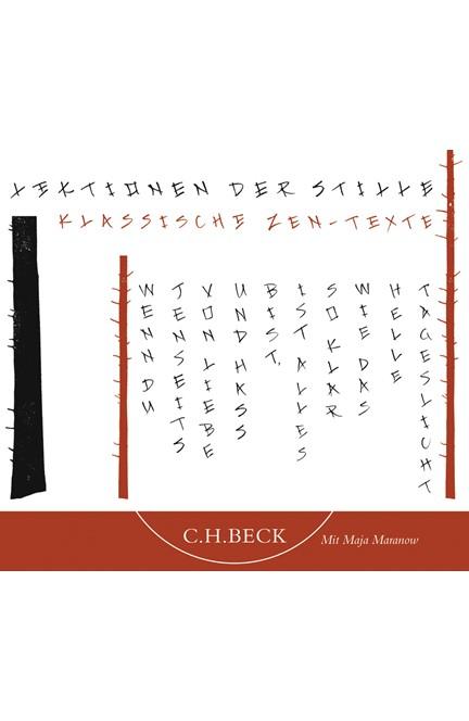 Cover: , Lektionen der Stille - Hörbuch