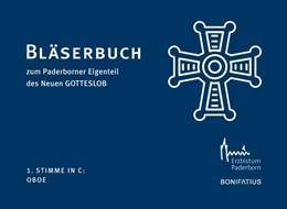 Abbildung von 1. Stimme in C: Oboe | 2019 | Bläserbuch zum Paderborner Eig...