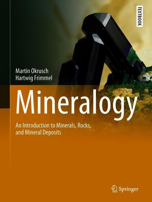 Mineralogy | Okrusch / Frimmel | 1st ed. 2019, 2018 | Buch (Cover)