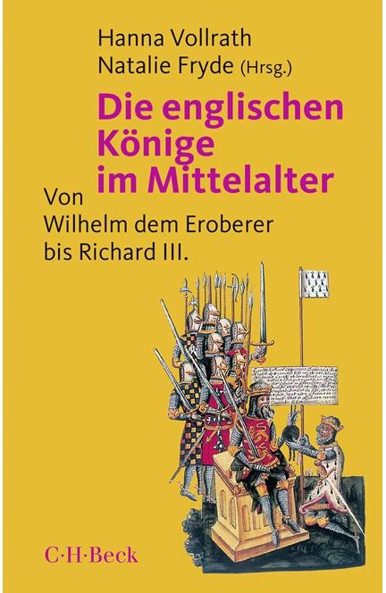 Cover: , Die englischen Könige im Mittelalter