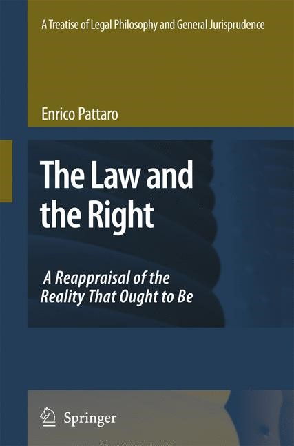 A Treatise of Legal Philosophy and General Jurisprudence | 1st ed. 2005. 2nd printing, 2007 | Buch (Cover)