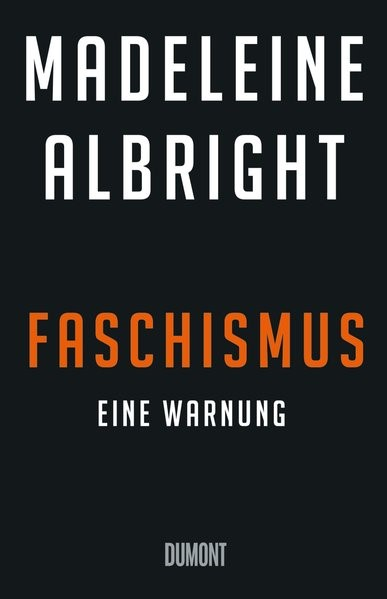 Faschismus | Albright, 2018 | Buch (Cover)