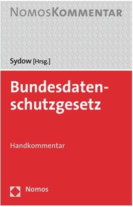 Abbildung von Sydow (Hrsg.) | Bundesdatenschutzgesetz | 2019 | Handkommentar