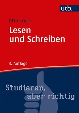 Abbildung von Kruse | Lesen und Schreiben | 3. Auflage | 2018 | 3355 | beck-shop.de