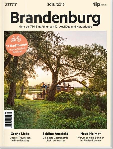 Brandenburg 2018 / 2019, 2018 | Buch (Cover)