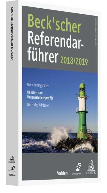Beck'scher Referendarführer 2018/2019, 2018 | Buch (Cover)