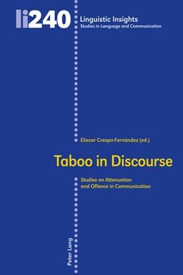 Abbildung von Crespo-Fernández | Taboo in Discourse | 1. Auflage | 2018 | beck-shop.de