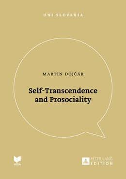 Abbildung von Dojcár | Self-Transcendence and Prosociality | 2018