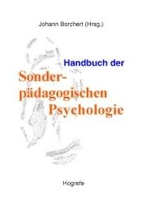 Handbuch der Sonderpädagogischen Psychologie | Borchert, 2000 | Buch (Cover)