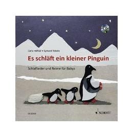 Abbildung von Häfner | Es schläft ein kleiner Pinguin | 1. Auflage | 2018 | beck-shop.de