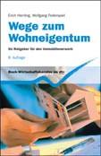 Wege zum Wohneigentum | Herrling / Federspiel | 8., aktualisierte Auflage, 2008 | Buch (Cover)