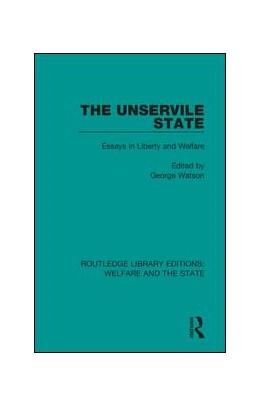 Abbildung von Watson   The Unservile State   1. Auflage   2018   23   beck-shop.de