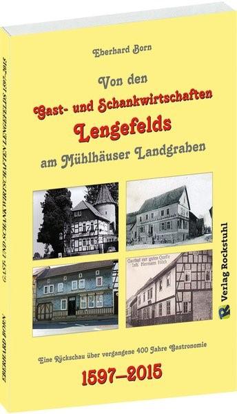Von den Gast- und Schankwirtschaften Lengefelds am Mühlhäuser Landgraben | Born, 2018 | Buch (Cover)