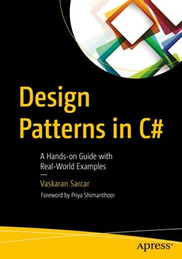 Abbildung von Sarcar | Design Patterns in C# | 1st ed. | 2018 | A Hands-on Guide with Real-Wor...