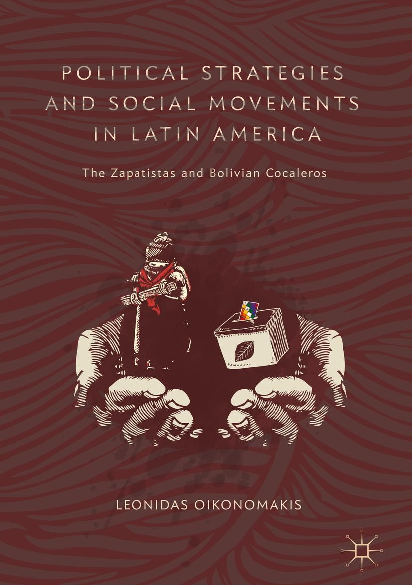 Political Strategies and Social Movements in Latin America | Oikonomakis | 1st ed. 2019, 2018 | Buch (Cover)