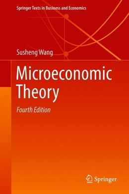 Abbildung von Wang   Microeconomic Theory   4. Auflage   2018   beck-shop.de