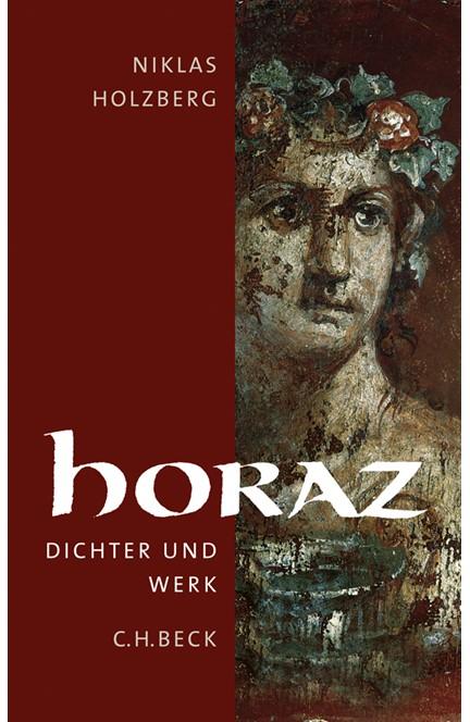 Cover: Niklas Holzberg, Horaz
