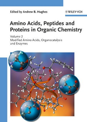 Amino Acids, Peptides and Proteins in Organic Chemistry | 1. Auflage 2009, 2009 | Buch (Cover)