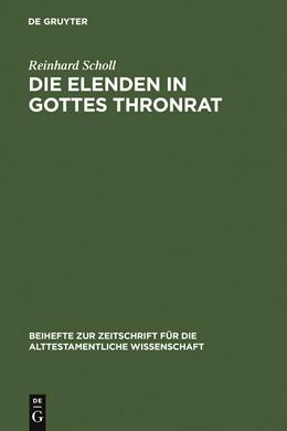 Abbildung von Scholl   Die Elenden in Gottes Thronrat   2000   Stilistisch-kompositorische Un...   274