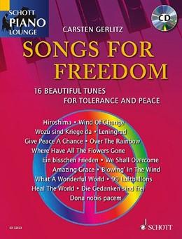 Abbildung von Songs For Freedom   2018   16 Beautiful Tunes For Toleran...