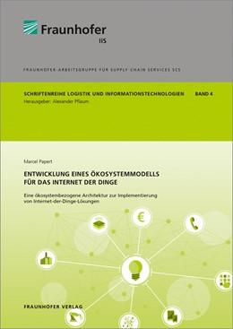 Abbildung von Papert / Pflaum | Entwicklung eines Ökosystemmodells für das Internet der Dinge. | 1. Auflage | 2018 | 4 | beck-shop.de