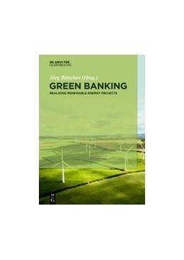 Abbildung von Böttcher | Green Banking | 2020 | Realizing Renewable Energy Pro...