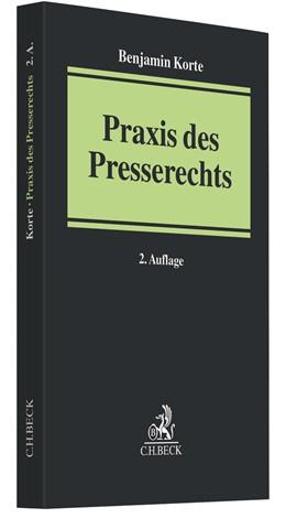 Abbildung von Korte | Praxis des Presserechts | 2. Auflage | 2019