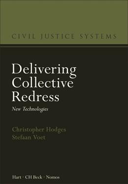 Abbildung von Hodges / Voet   Delivering Collective Redress   2019   New Technologies