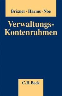 Verwaltungs-Kontenrahmen | Brixner / Harms / Noe, 2002 | Buch (Cover)