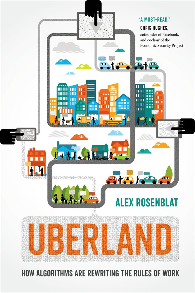 Uberland | Rosenblat | First Edition, 2018 | Buch (Cover)