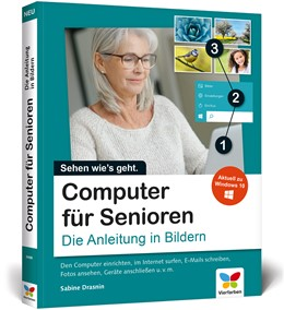 Abbildung von Drasnin | Computer für Senioren | 2018 | Die Anleitung in Bildern. Schr...