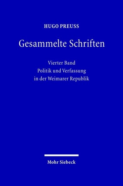 Abbildung von Lehnert / Preuß   Gesammelte Schriften   1., Aufl.   2008