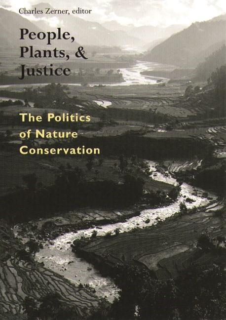 Abbildung von Zerner | People, Plants, and Justice | 2000