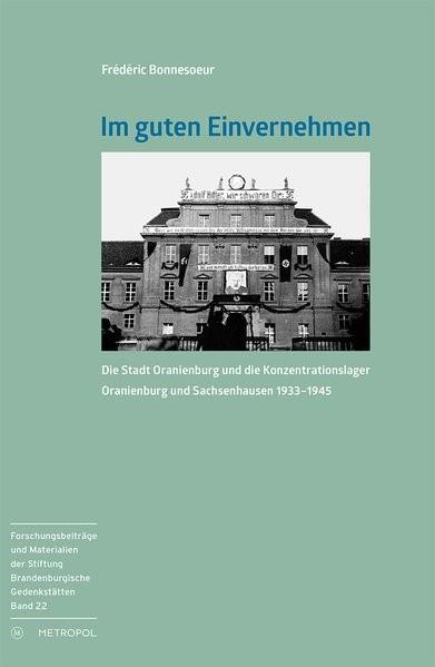Im guten Einvernehmen | Bonnesoeur, 2018 | Buch (Cover)