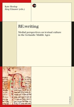 Abbildung von Heslop / Glauser   RE:writing   2018   Medial perspectives on textual...