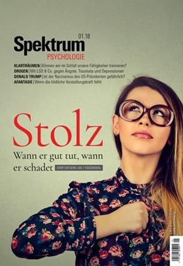 Abbildung von Spektrum Psychologie - Stolz | 1. Auflage | 2018 | beck-shop.de