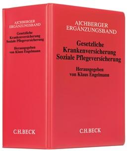 Abbildung von Aichberger | Sozialgesetzbuch Ergänzungsband | 35. Auflage | 2020 | beck-shop.de
