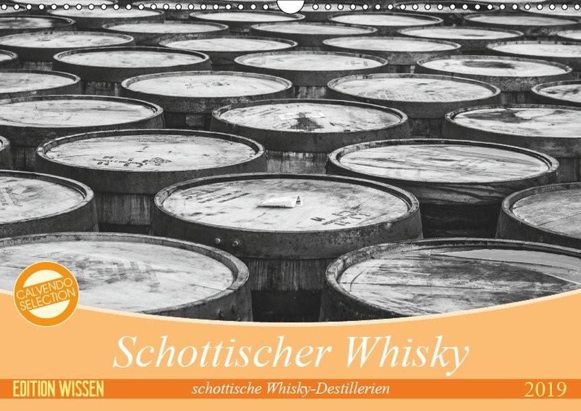 Schottischer Whisky (Wandkalender 2019 DIN A3 quer) | Kaiser | 7. Edition 2018, 2018 (Cover)