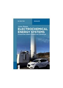 Abbildung von Braun | Electrochemical Energy Systems | 2018 | Foundations, Energy Storage an...