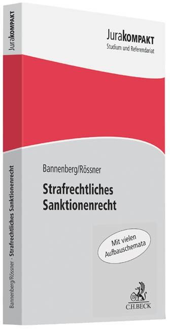 Abbildung von Bannenberg / Rössner   Strafrechtliches Sanktionenrecht   2020