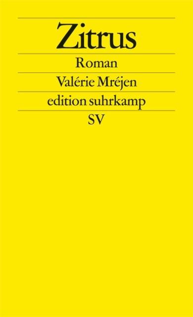 Zitrus | Mréjen, 2008 | Buch (Cover)