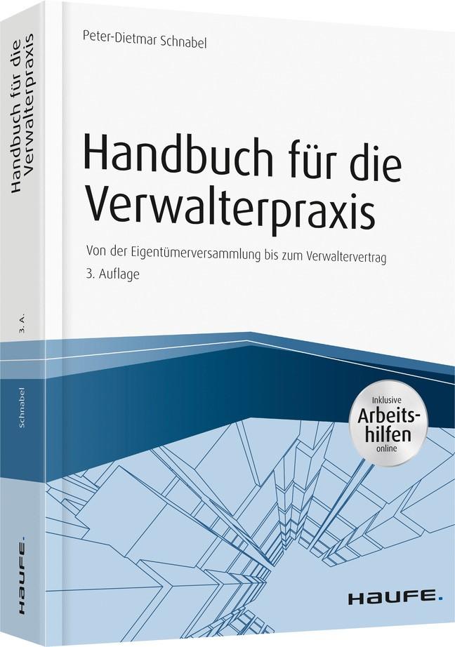 Handbuch für die Verwalterpraxis | Schnabel | 3. Auflage 2018, 2018 (Cover)