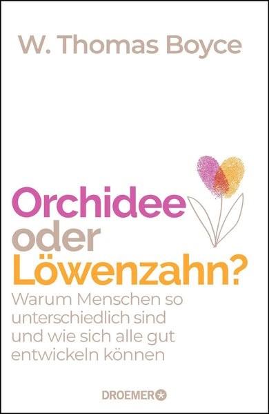 Orchidee oder Löwenzahn?   Boyce, 2019   Buch (Cover)