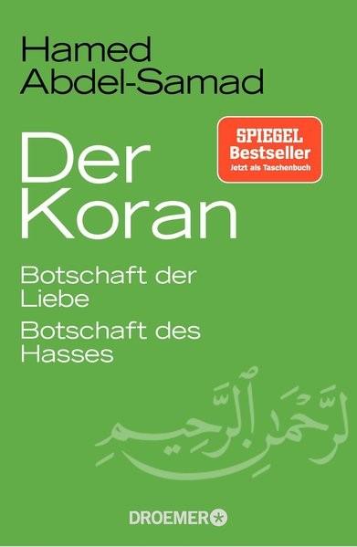 Der Koran | Abdel-Samad, 2018 | Buch (Cover)