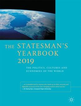 Abbildung von Palgrave Macmillan   The Statesman's Yearbook 2019   1. Auflage   2018   beck-shop.de
