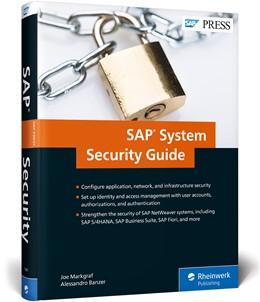 Abbildung von Markgraf / Banzer | SAP System Security Guide | 2018